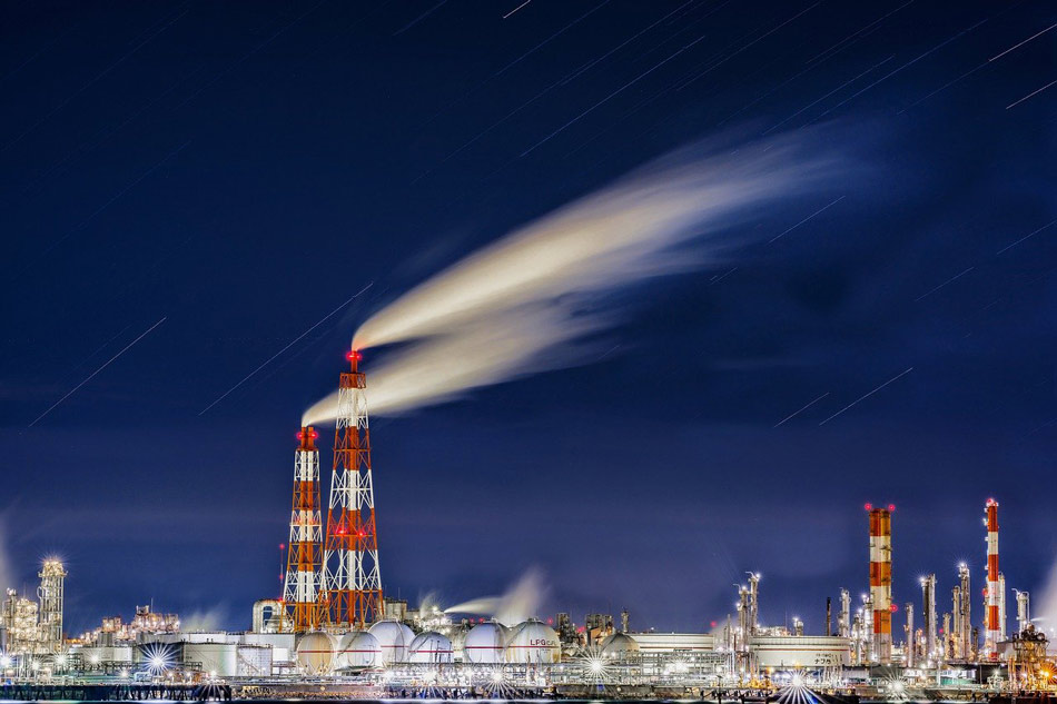 Oil & Gas Emissions Monitoring